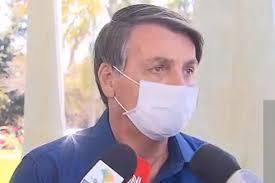 Bolsonaro anuncia resultado positivo de teste de Covid-19 e diz que está 'perfeitamente bem'