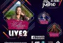 Live 2 Musica Gospel com Walkíria Cordeiro