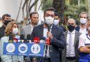 Governador em exercício anuncia novas medidas para prevenir avanço da Covid-19